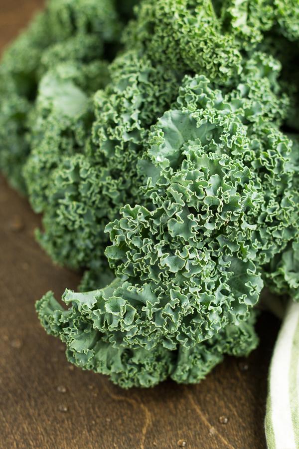 Grilled Chicken Kale Caesar Salad // bakingyum.com